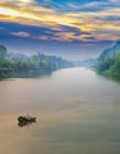 新安江水上风景图片