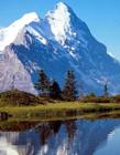 瑞士少女峰图片 瑞士雪山少女峰图片