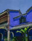 世界十大豪宅之一的蓝屋
