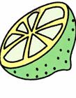 柠檬简笔画步骤 如何画柠檬简笔画