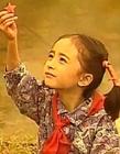 杨幂小时候的照片大全