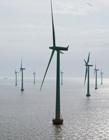 海上风车图片