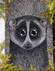 濒危野生动物涂鸦图片