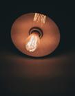 会发光的小灯泡图片