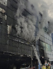 韩国8层建筑起火 大火造成29人死亡29人受伤