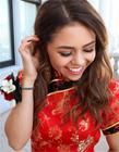 美国女孩穿旗袍 引发国外推特网友热议