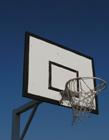 篮球架唯美图片 唯美的篮球架图片