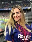 巴萨最美女球迷 巴萨美女球迷图片