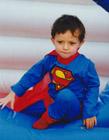 汤姆赫兰德小时候照片 小蜘蛛汤姆赫兰德童年照片