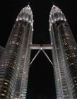 马来西亚吉隆坡石油双塔图片