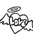 爱心简笔画图片 爱心怎么画简单又好看