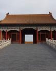北京故宫的建筑风格 看了赏心悦目