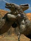 世界上最大的蜥蜴科莫多巨蜥 �w型巨大�春肥�足