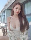 韩国网红姜正芸图片 穿上泳装的姐姐身材超好