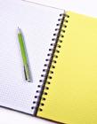 写字笔记本图片 写字用的笔记本