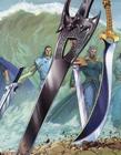 中国古代十大名剑图片 十大名剑排行榜里你能认出几把