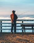 钓鱼图片大全 野外钓鱼图片