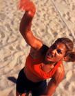 沙滩排球起源 沙滩排球图片