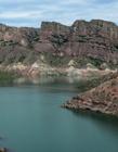 新疆乌苏大峡谷图片 画面美的让人流连忘返