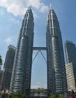 吉隆坡石油双塔图片 吉隆坡石油双塔有多高