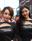 2018澳门格兰披治大赛 美女赛车宝贝惊艳全场