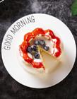 好看的奶油蛋糕图片 创意奶油蛋糕图片大全