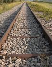 铁路轨道图片 铁路轨道图片风景