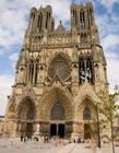 巴黎圣母院正面照片 巴黎圣母院教堂简介