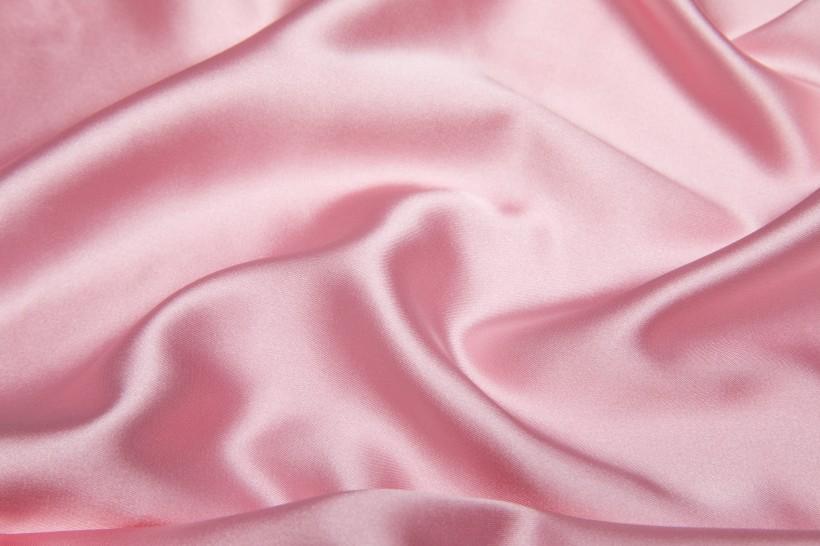 粉色丝绸图片