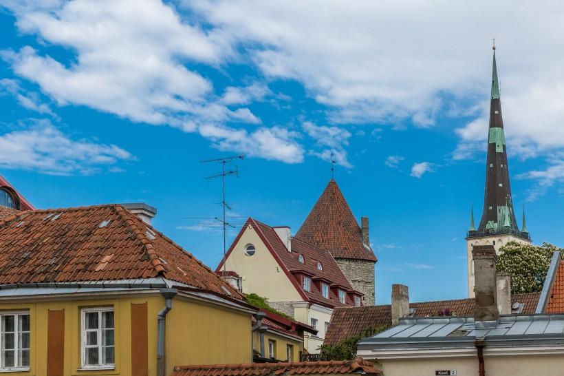 爱沙尼亚塔林图片