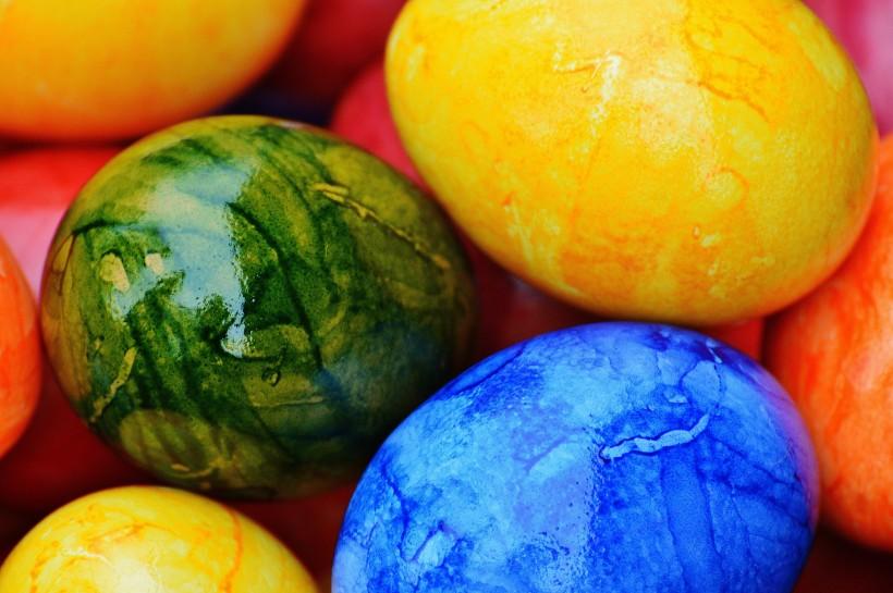 复活节彩蛋照片