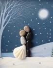 石头艺术品创意 石头艺术品图片 石头创意手工艺术品
