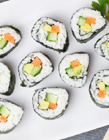 韩国寿司和日本寿司区别 美食图片大全高清图片真实照片