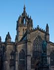 苏格兰爱丁堡图片 爱丁堡是苏格兰的首都 爱丁堡属于英国吗