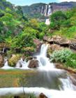 广州增城白水寨风景区图片 广东旅游必去十大景点