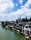 上海朱家角古镇图片 上海的古镇哪个最好看 上海朱家角景区免费吗