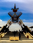 新疆罗布人村寨图片 罗布人村寨几月去好 罗布人村寨简介