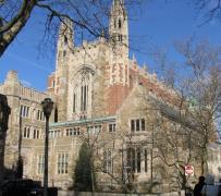 美国耶鲁大学建筑图片