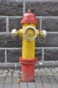 创意有设计感消防栓图片