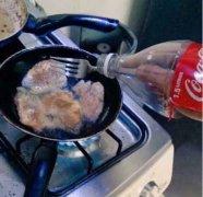 做饭炒菜秘诀搞笑图片