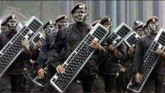 键盘侠互怼搞笑表情包图片