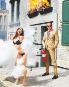 婚纱照灭火内涵恶搞图片