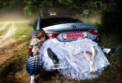 创意恶搞车震搞笑图片