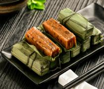 四川小吃糍粑美食素材高清图片