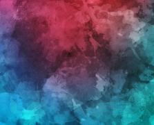 星空水彩简约背景高清图片素材
