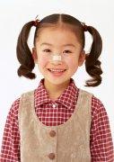 日本长头发气质小女孩高清图片