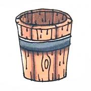 木桶��P��步�E��法教程�D