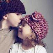 �W美小孩�和��H吻�肀�微信情�H�^像