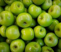 青苹果美食水果高清图片