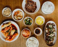 韩国料理美食高清图片
